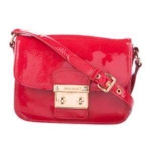 Patent Leather Miu Miu Bag